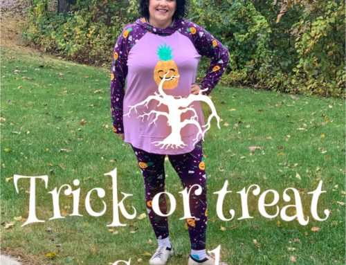 Sarah Trick or Treat